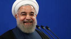 이란 대통령, 유대 명절에 히브리어로