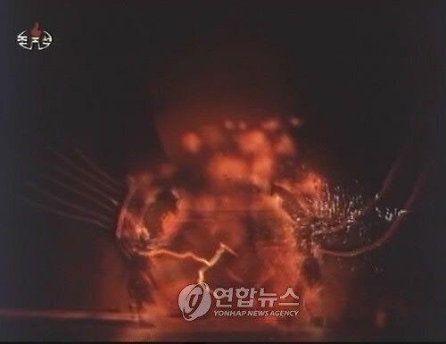 북한, 로켓 발사 예고 이어 핵 실험