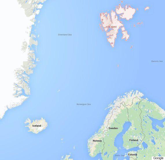 노르웨이 녹색당이 난민을 북극 섬 '스발바르'에 보내자고