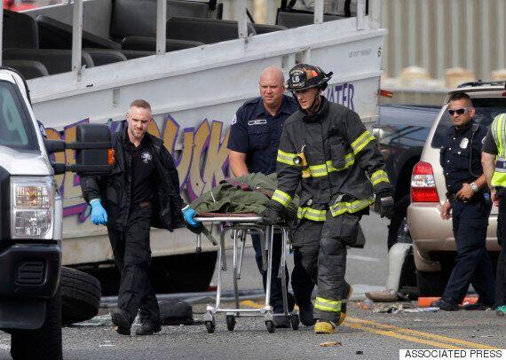 시애틀 버스 사고: 사망4, 한국인