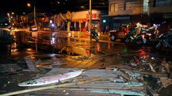 칠레 지진, 태평양 넓은 범위에 쓰나미 올 수