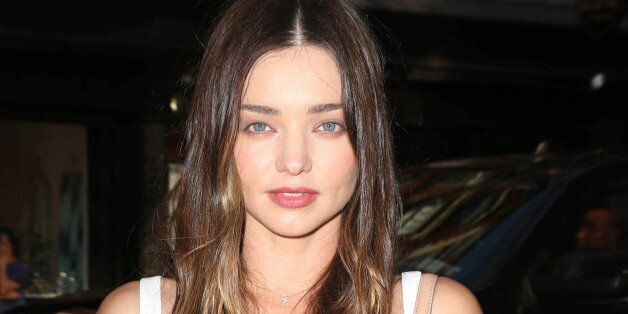 Photo by: KGC-146/STAR MAX/IPx 2015 6/8/15 Miranda Kerr at the presentation of the Stella McCartney Spring...
