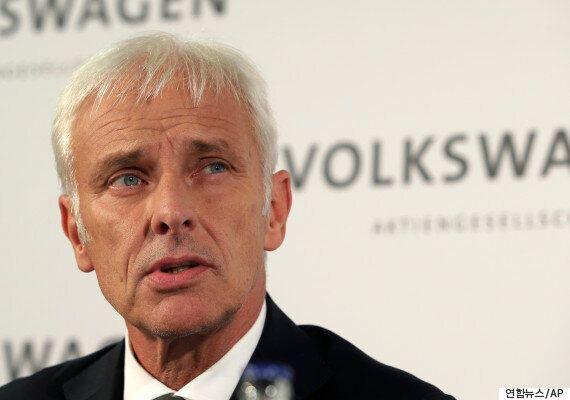 폭스바겐 새 CEO 선임