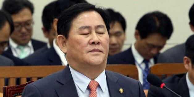 최경환 전 운전기사도 중소기업진흥공단에