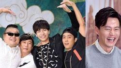 김태호의 남자들 vs 나영석의