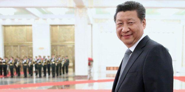 시진핑, 취임 후 첫 미국
