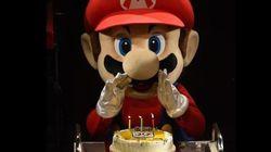 슈퍼마리오의 생일 파티가 도쿄에서