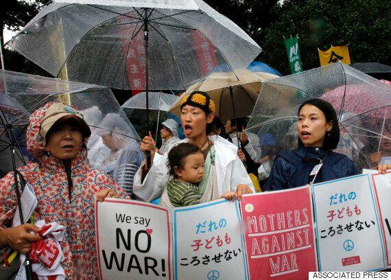아베가 오히려 일본인의 주권의식을