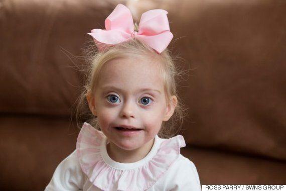 사랑스러운 아기 모델 '코니 로즈'를 만나보자(사진,