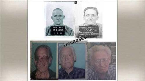 탈옥 후 32년간 다른 사람으로 살아온 남자의