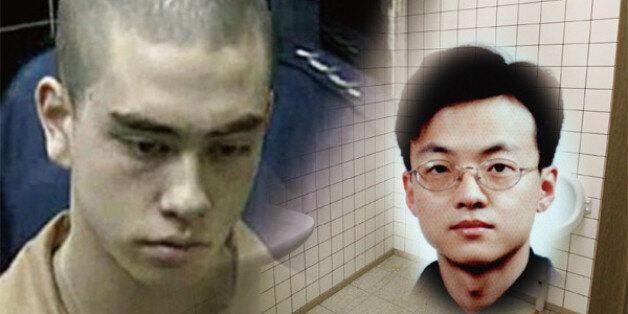 이태원 살인 사건의 범인 아더 패터슨(왼쪽)과 피해자 고