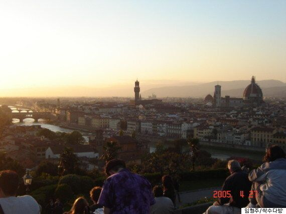 스타의 추천 여행지|2. 임형주의 이탈리아