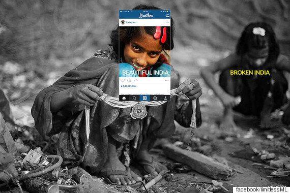 인스타그램이 보여주지 않는 인도의 진짜