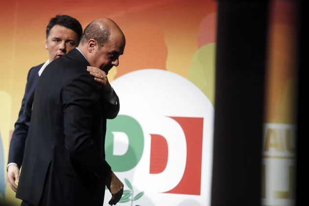 "Zingaretti a Renzi: ""Ci dispiace. Un errore. Ma ora pen"