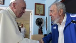 프란치스코 교황-피델 카스트로,