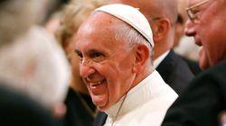 프란치스코 교황, 정치인과의 만찬 대신 노숙인과의 만남을