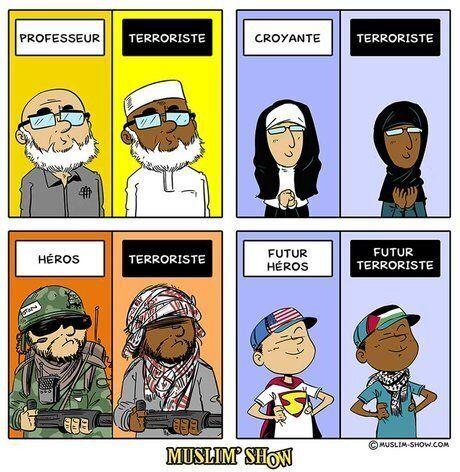 『샤를리 엡도』와 반대로 무슬림을 이해하는 법 : 『무슬림