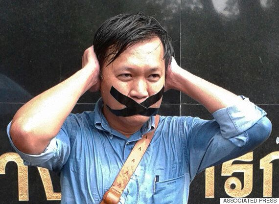 태국 군부, 비판적 언론인 '쁘라윗 로짜나프룩' 기자