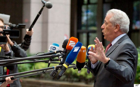 EU 회원국, 난민 강제 할당 합의