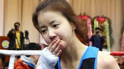 이시영, 복싱 선수 생활