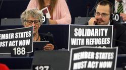 유럽의회, 난민 12만명 분산 수용안