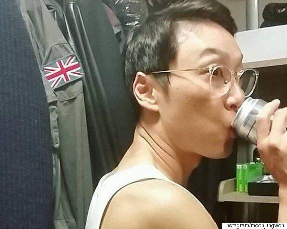 이휘재, 아내 몰래 맥주 마시다 걸린