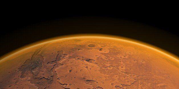 나사(NASA)가 월요일에 화성에 관한 중대한 발표를
