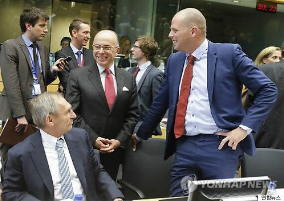 EU 각료회의, 난민 12만명 분산수용안 표결