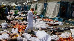 메카 사망자 2천명설... 당국 발표와 큰