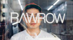 [인터뷰] 패션브랜드 'RAWROW'의 이의현