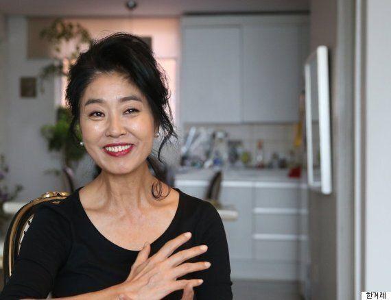 영화배우 김부선, 김무성과 그의 사위 마약 사건을