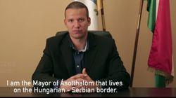 헝가리 시장, 난민들에게
