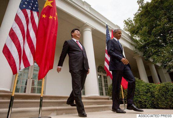 오바마-시진핑 G2 정상회담