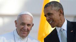 미국에서도 이어진 프란치스코 교황의