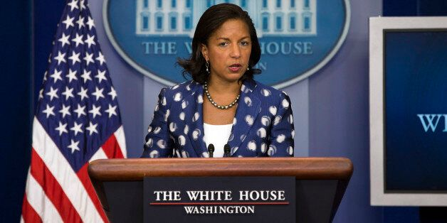 National Security Adviser Susan Rice talks about President Barack Obama's upcoming trip to Kenya and...