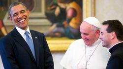 백악관이 게이 가톨릭 신자들을 프란치스코 교황 환영 리셉션에 초대하자 보수층이 언짢아 하고