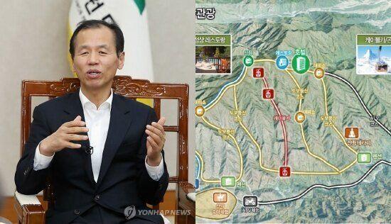 대한민국, 국립공원 보유 자격