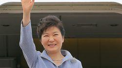 [화보] 박근혜 대통령, 중국으로