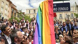 Vox quiere quitar el nombre de Pedro Zerolo de la plaza que le homenajea en