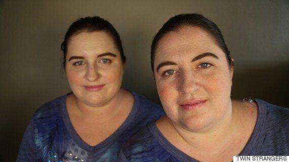 이들은 쌍둥이가 아니다(사진,