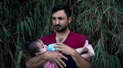 이 유럽 국가들은 난민을 거부하고