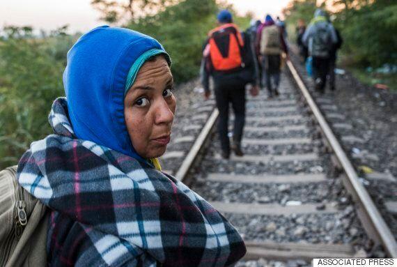 난민을 거부하고 싶어하는 유럽
