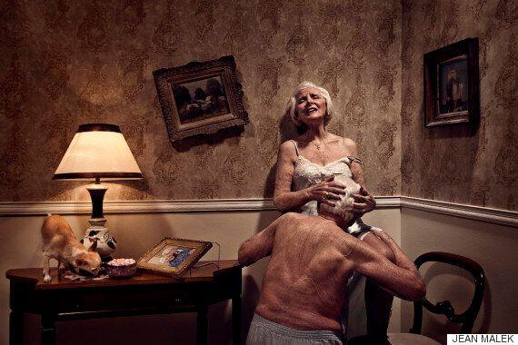 노년의 섹스도 아름답다는 걸 증명하는