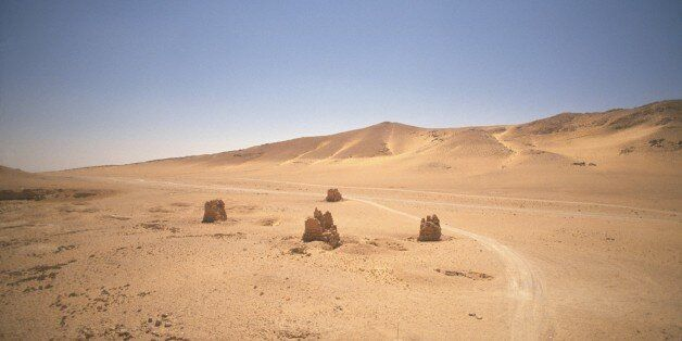 계속되는 IS의 고대유적 파괴, 팔미라 탑무덤