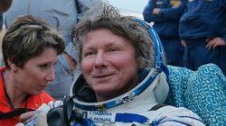 최장기간 우주 체류자 겐나니 파달카 지구