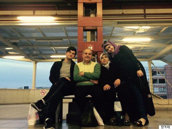 한국에도 시리아인 난민이