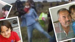 [인터뷰] 헝가리 기자가 넘어뜨린 시리아 가족
