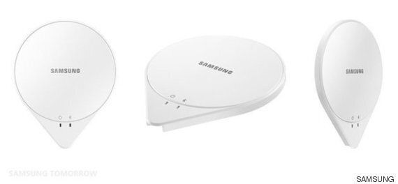 삼성, 혁신적인 수면 측정 기기 '슬립센스'