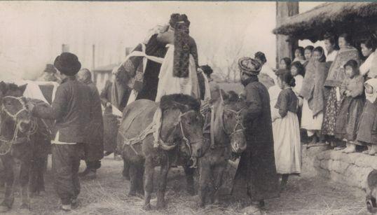 독일 신부가 찍은 일제강점 초기, 1911년의