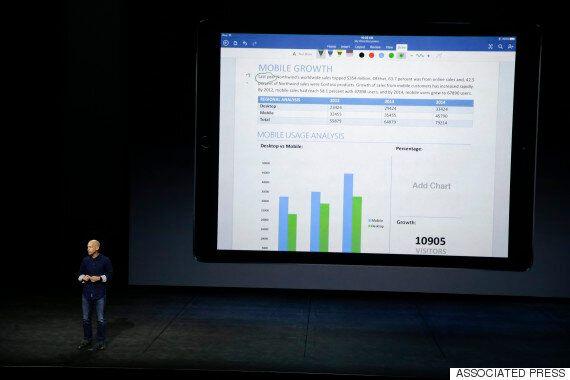 애플은 왜 대화면 '아이패드 프로'를